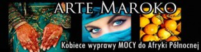 ArteMaroko – kobieca wyprawa Mocy do Afryki Północnej